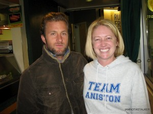 Scott Caan and me