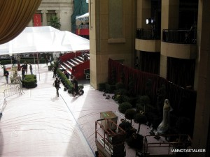 Red Carpet almost done