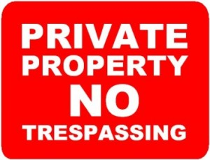 no_trespassing
