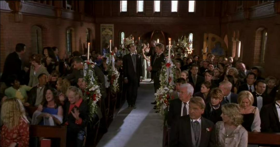 Brittany Murphy Funeral Guests