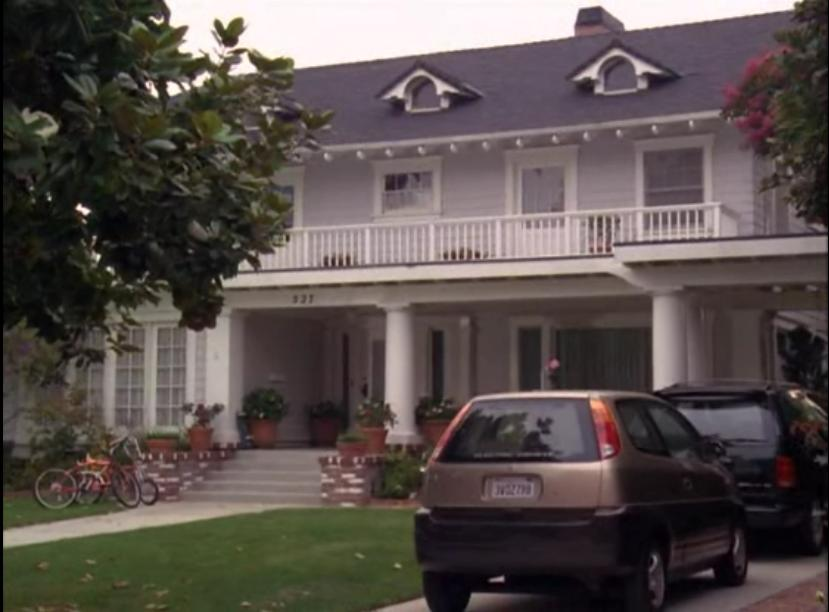 The Quot 7th Heaven Quot House Iamnotastalker