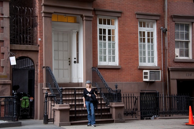 new york apartments buildings. John Barrymores Townhouse Manhattan New York 6 Barrymore s Apartment Building  IAMNOTASTALKER