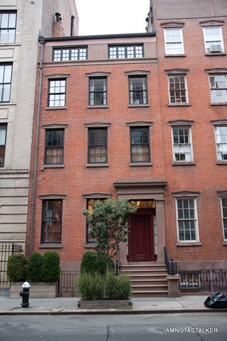 Julianne moore 39 s house iamnotastalker for Apartments for sale in greenwich village nyc
