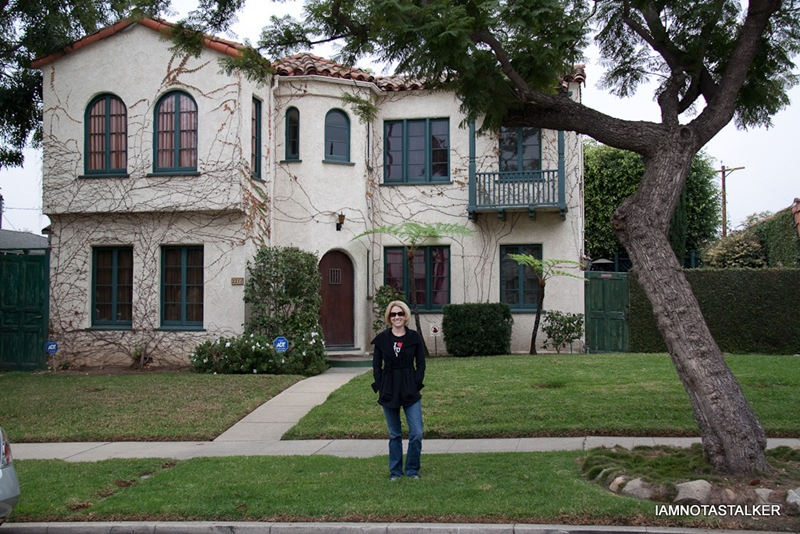 Mitchell and Camerons House from Modern Family IAMNOTASTALKER