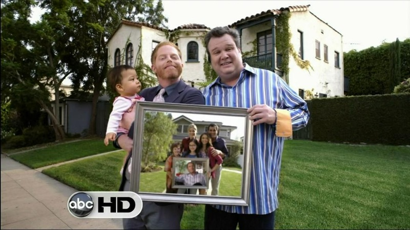 Cameron And Mitchells Duplex Shows Up Each Week In The Modern Family Opening Credits