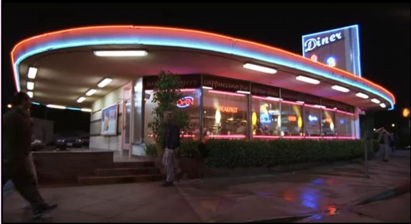 50s diner exterior the image kid has it