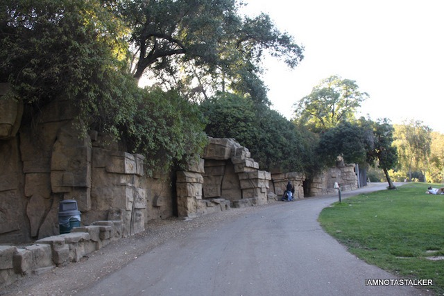 The Old Zoo In Griffith Park Iamnotastalker