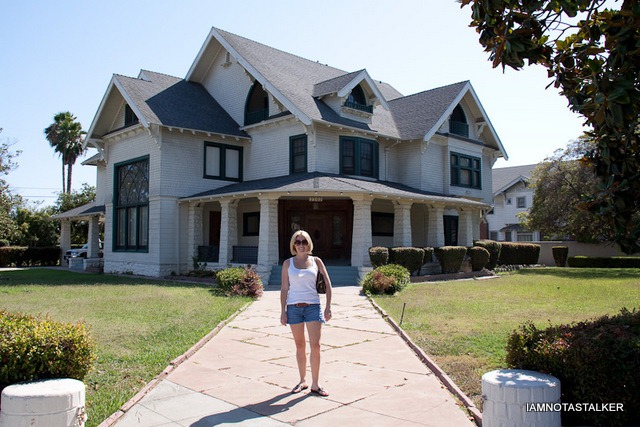 The Fisher Sons Funeral Home From Six Feet Under