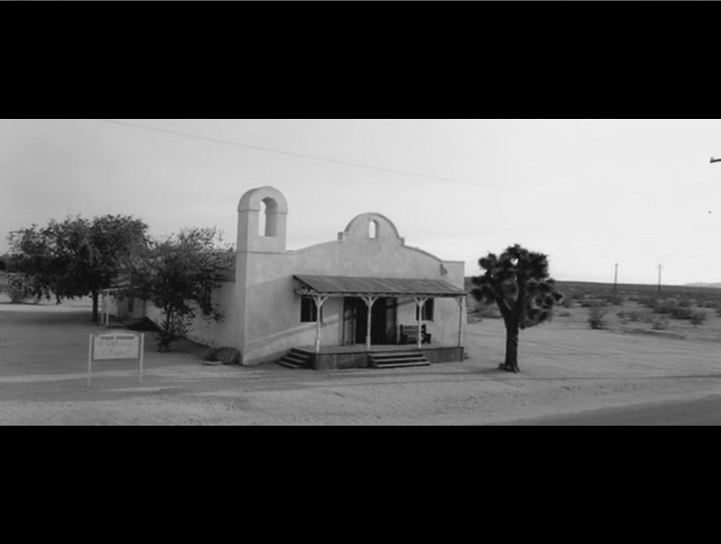 In Kill Bill Volume 1 And 2 The Sanctuary Adventist Church Stood For Supposed El Paso Texas Area Two Pines Wedding Chapel Where Deadly Viper