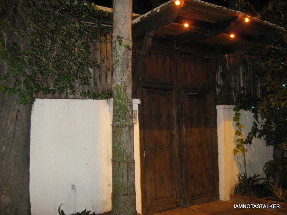 The Little Door which was opened in 1996 by French-born brothers Frederic and Nicolas Meschin is easily one of the most adorable restaurants I have ever ... & The Little Door Restaurant from \