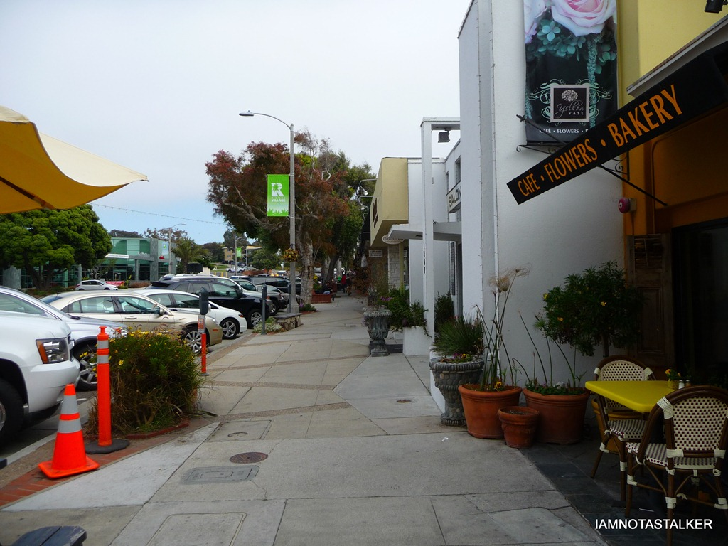 The yellow vase caf from 90210 iamnotastalker in the episode the girls are shown walking out the doors of the salon and heading north on catalina avenue before stopping in front of the yellow vase caf reviewsmspy