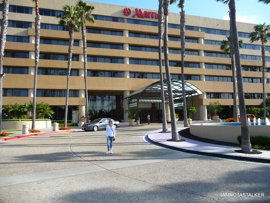 Another Location That The Grim Er And I Stopped By A Of Weeks Ago While Doing Some Stalking In South Bay Was Manhattan Beach Marriott