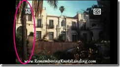 KNots Landing Three Sisters house