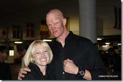 """Derek Mears aka Jason Voorhees from """"Friday the 13th"""""""