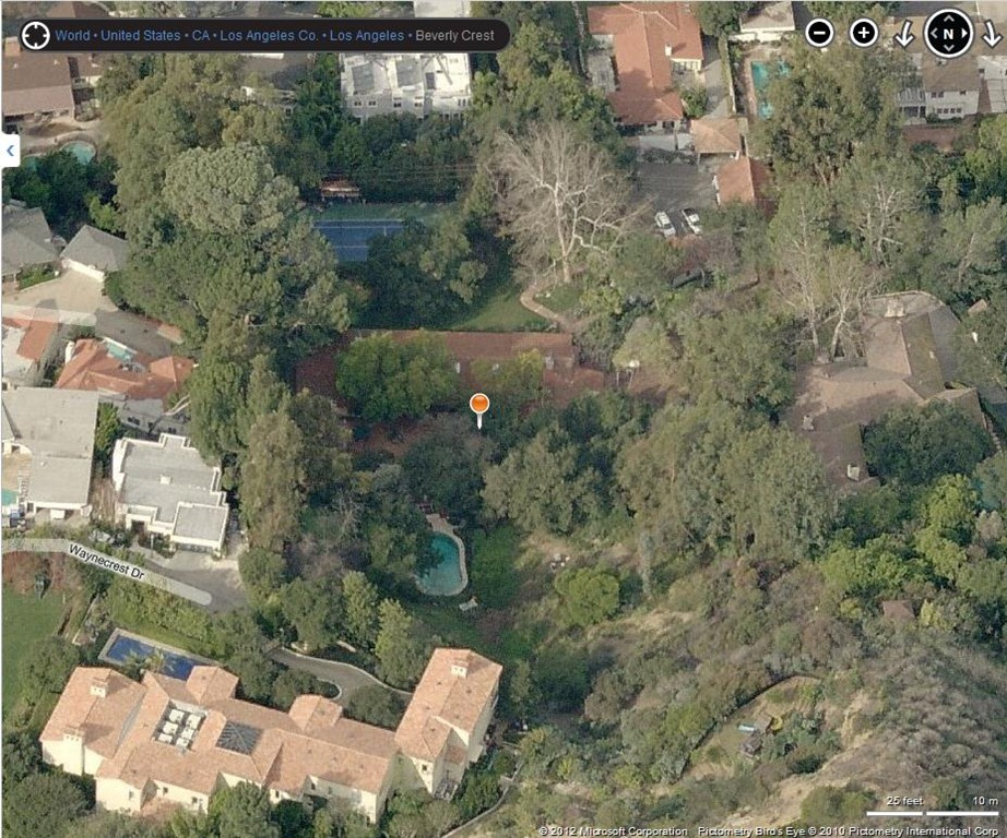 carrie fisher 39 s house iamnotastalker