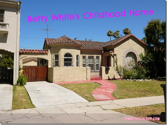 Betty White's Childhood Home-1000325