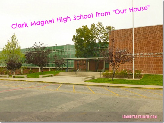 Clark Magnet High School Our House-1040046