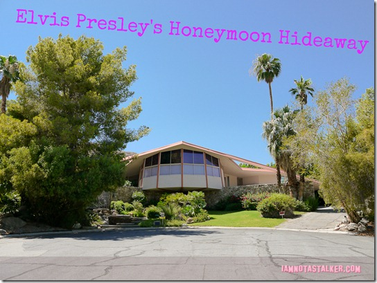 Elvis Presley's Honeymoon House-1000232