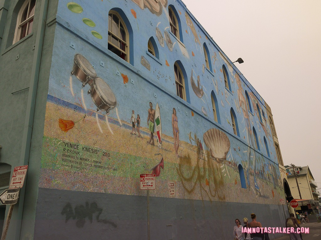 The Venice Beach Cotel Aka Sandee S Apartment From Quot L A Story Quot Iamnotastalker