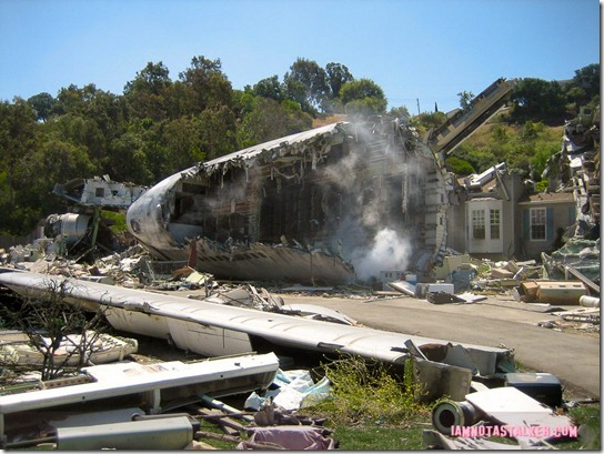 War of the Worlds set - Universal Studios-2374