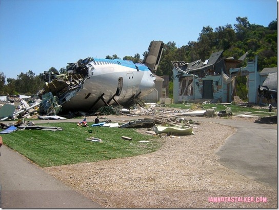 War of the Worlds set - Universal Studios-2379
