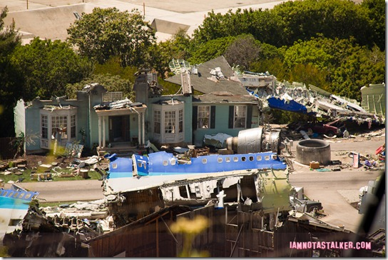 War of the Worlds set - Universal Studios-2425