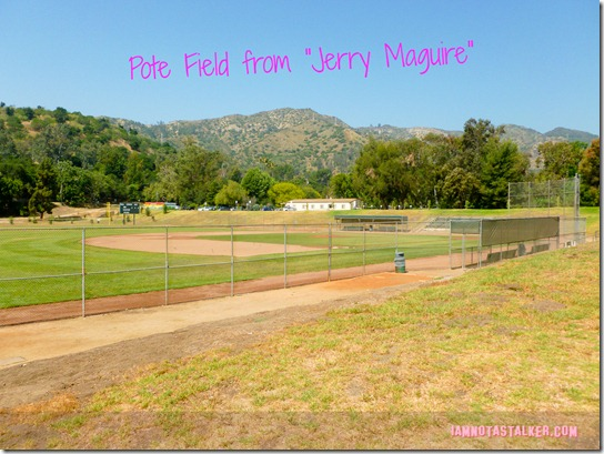 Jerry Maguire Baseball Field - Pote Field-1040834