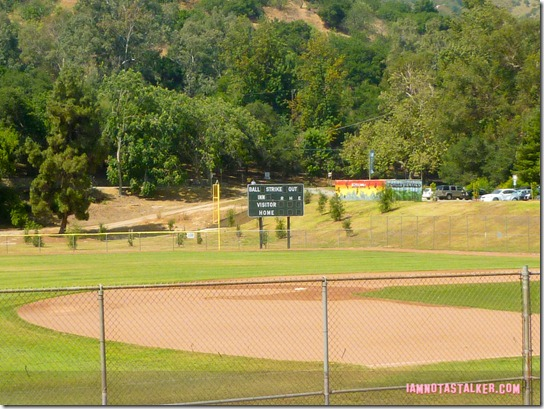 Jerry Maguire Baseball Field - Pote Field-1040839