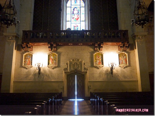 St. Vincent de Paul Church - filming-1000924