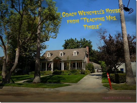 Coach Wenchell's House - Teaching Mrs. Tingle (6 of 9)