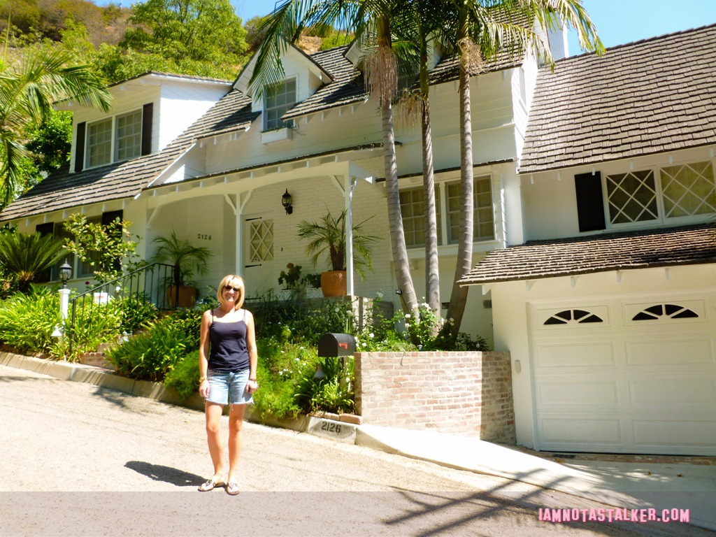 Marilyn Monroe Mansion The House Where Nick Adams Died  Iamnotastalker