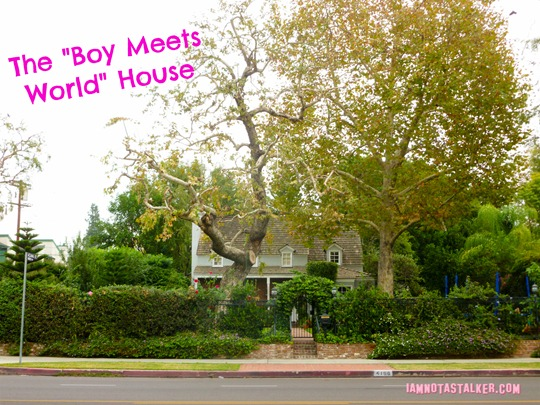 Boy Meets World house (2 of 8)