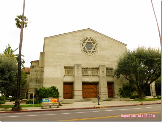 Temple Israel of Hollywood - Will & Grace (6 of 10)