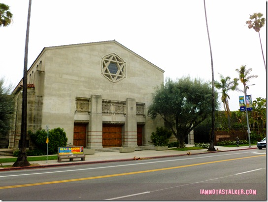 Temple Israel of Hollywood - Will & Grace (8 of 10)