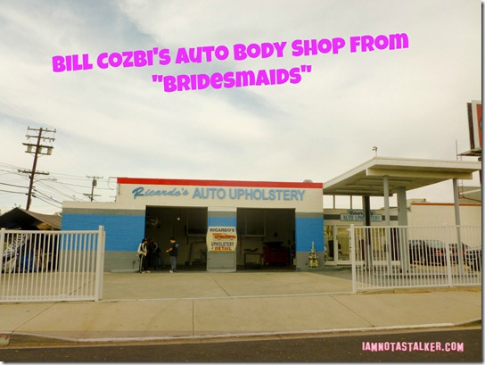 Bill Cozbi's Auto Body Shop Bridesmaids (3 of 6)