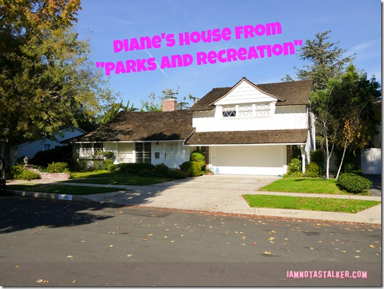 Diane's house Parks and Recreation (3 of 10)