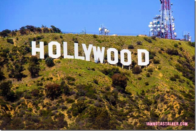 Hollywood Sign (1 of 1)