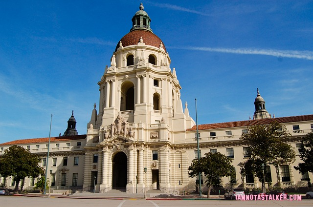 Pasadena City hall (1 of 1)