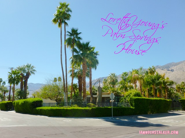 Loretta Young's Palm Springs' house (11 of 15)