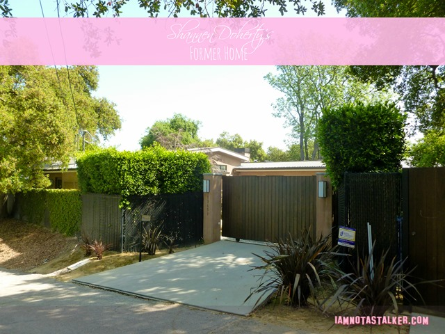Shannen Doherty's Former Home (14 of 15)