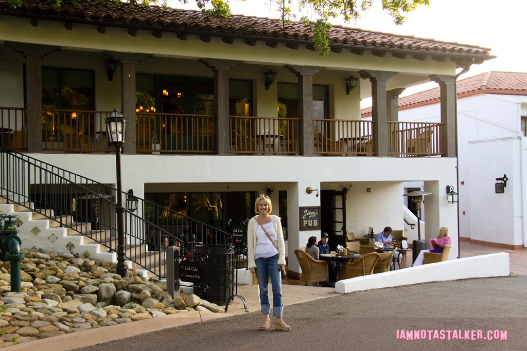 The ojai valley inn spa from the bachelorette for Ojai celebrities