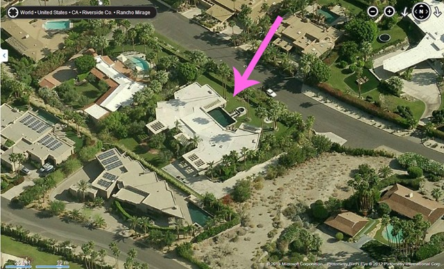Marilyn Monroe House Address bing crosby's palm desert house – where jfk trysted with marilyn