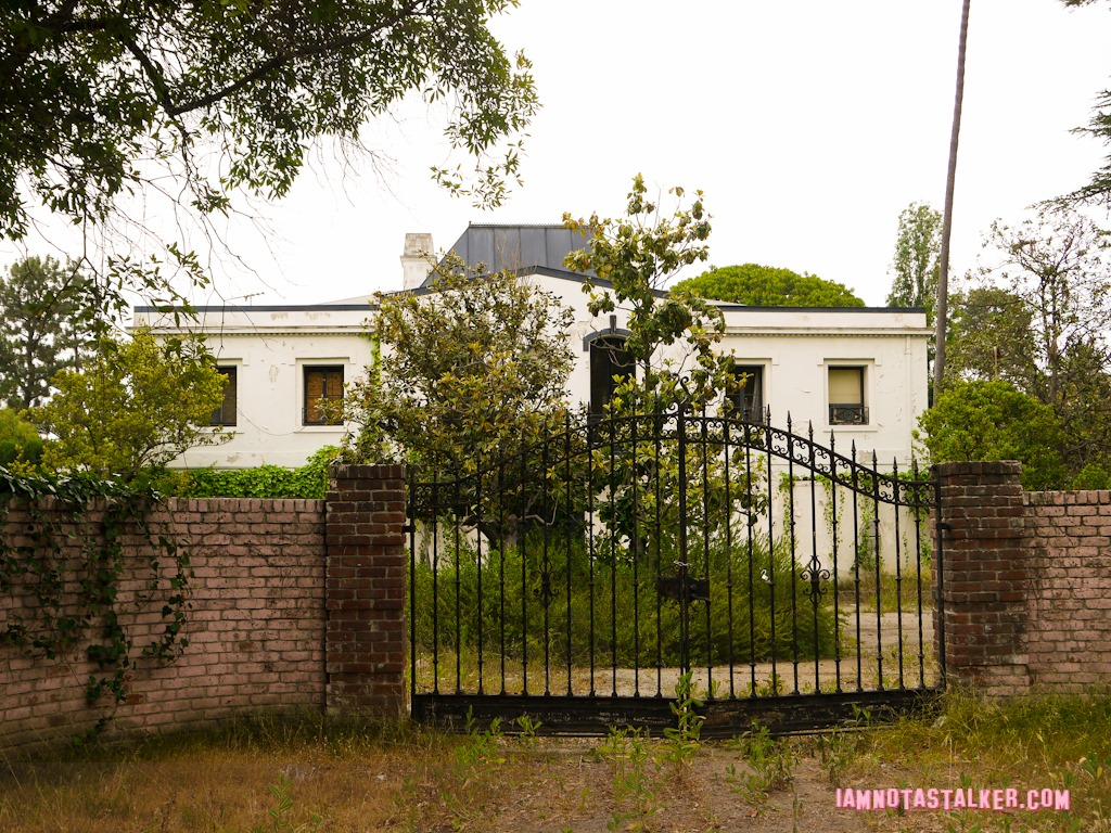 Six Bedroom House Plans Vincente Minnelli S Former Abandoned Mansion Iamnotastalker