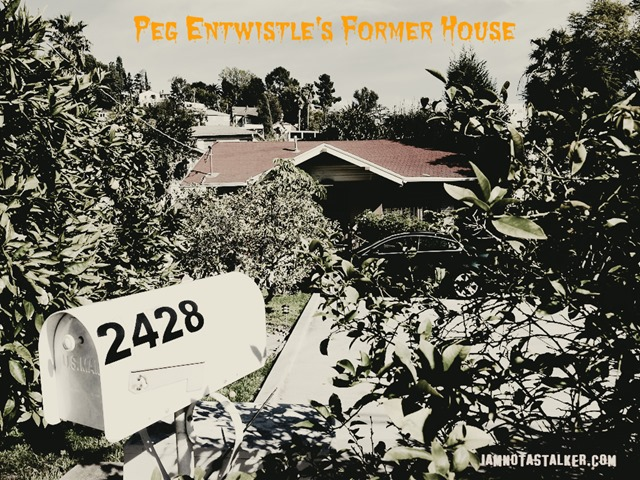 Peg Entwhistle's House (1 of 12)