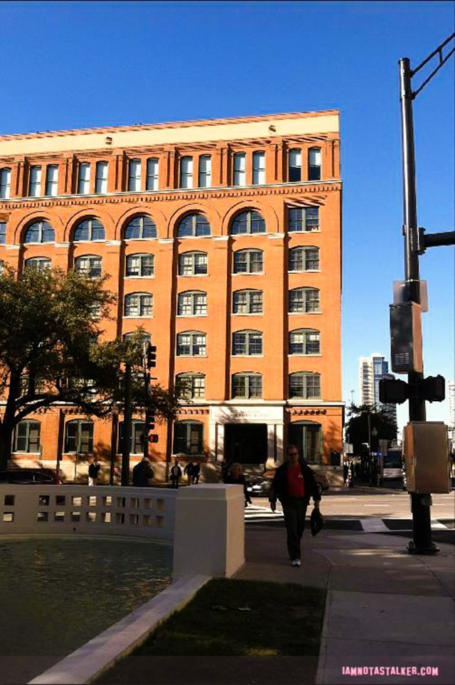 JFK Assassination sites (1 of 5)