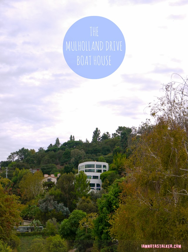 Mulholland Drive Boat House (10 of 11)