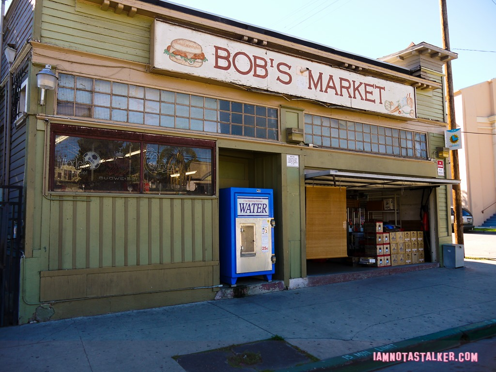 Bob 39 s market from the fast and the furious iamnotastalker for Bob s fish market