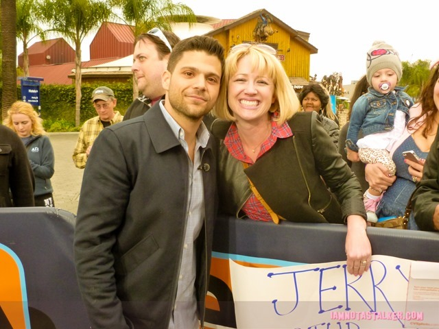 Jerry Ferrara - Extra (2 of 2)