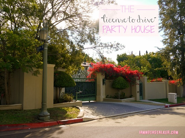 License to Drive Party House (12 of 12)