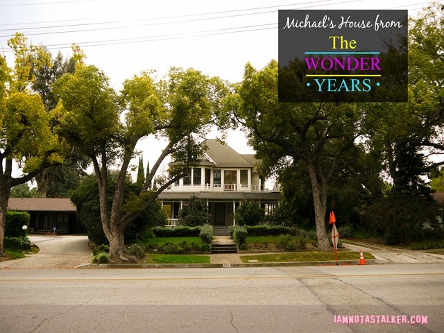 Michael's House The Wonder Years (1 of 14)
